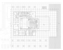 national theatre floor plan bahrain national theatre as architecture studio