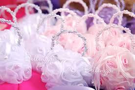 pink favor bags bridal shower sachet bagsthe shop at bellenza