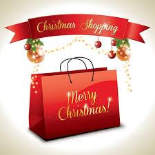 christmas shopping bags shopping bags vector for christmas banner webbyarts