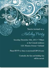 holiday party invitations badbrya com
