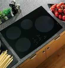 Best 30 Electric Cooktop Ge Profile Php900dmbb 30