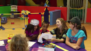kid zone at fitness works fitness day care employee u0027s youtube