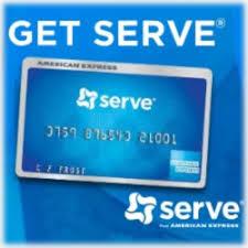 serve prepaid card american express serve prepaid card creditcardslab news
