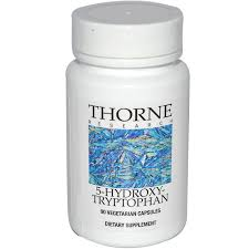5 Htp Before Bed by Thorne Research 5 Hydroxytryptophan 90 Vegetarian Capsules
