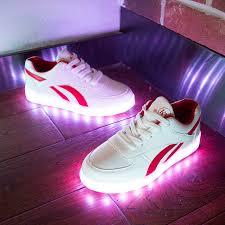 light up tennis shoes for led shoes light up led trainers led sneakers luminous led raver