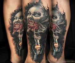 horror tattoos designs pictures page 2