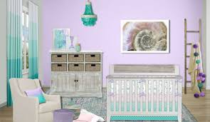 Pink And Teal Crib Bedding by Swimming Mermaids Crib Bedding Collection U2013 Modified Tot