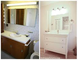 bathroom vanity makeover ideas ikea hemnes bathroom vanity together with helpful as ideas