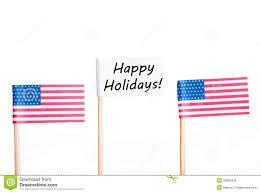 flag with happy holidays stock photo image of backdrop 40826436