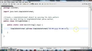 video format converter java how to convert string to date in java youtube