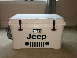 trailhawk jeep logo my yeti 45 with custom jeep logo what a great way to personalize