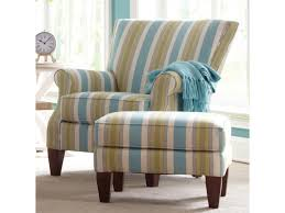 Accent Chair And Ottoman Craftmaster Accent Chairs Wing Back Chair With Traditional Turned