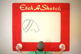 giant etch a sketch stop motion youtube