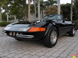ferrari replica 1974 ferrari 365 gtb 4 daytona convertible replica for sale in