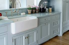 country style kitchen faucets farm sinks for cabinets blue for