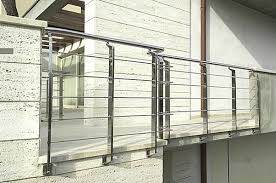 Metal Banisters Modern Handrails Adding Contemporary Style To Your Home U0027s Staircase