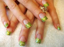 brittle nails better with sprinkles