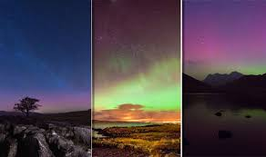 northern lights vacation spots the best spots in uk to see the northern lights travel news