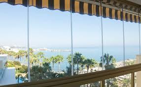 verre pour veranda rideaux en verre todocristal fr