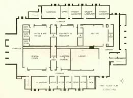 Cannon House Office Building Floor Plan by Warren County Virtual Museum