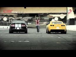 2012 mustang vs camaro shootout 2012 mustang vs camaro