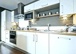 one wall kitchen with island designs single wall kitchen alund co