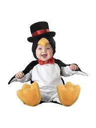 baby girls halloween costume amazon com incharacter baby lil u0027 penguin costume clothing