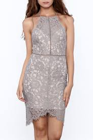 ark u0026 co lace halter dress from louisiana by bella bella u2014 shoptiques