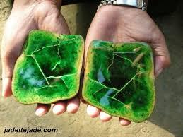 the chemical properties of jadeite jade jewels of note