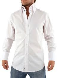 ioffer want ad 3 button high collar shirt
