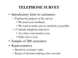customer survey cover letter procurement resume job objectives