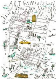 und cus map tait south bank map print and printing