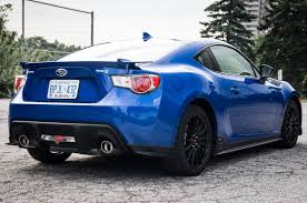 subaru coupe 2015 2016 subaru brz sport tech review doubleclutch ca
