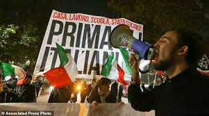 bong bach italy italy neo fascists get a boost from anti migrant sentiment