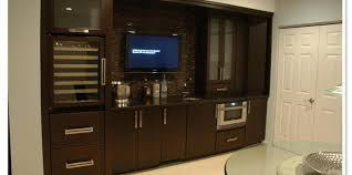 Wine Storage Cabinet Bar Cottage Remodel Cliqstudios Minneapolis Bar And Wine