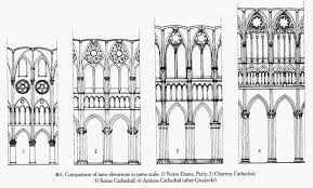 reims cathedral floor plan history of art architecture and sculpture