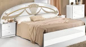 lit athena chambre a coucher blancl 250 x h 106 3 x p 198