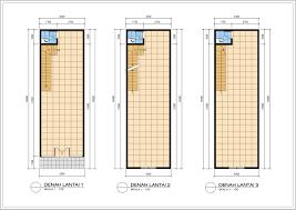Floor Plan Bank by Damara Village