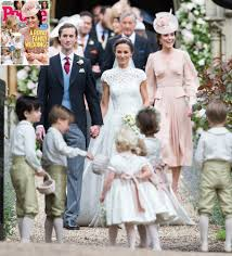 inside pippa middleton and james matthews u0027s wedding day people com