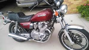 suzuki gs550 motorcycles for sale