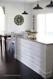 Kitchen Island Makeover Ideas Best 25 Farmhouse Kitchen Island Ideas On Pinterest Kitchen