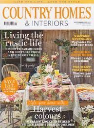 country homes and interiors recipes country homes interiors september 2016 sorbus saffron nile