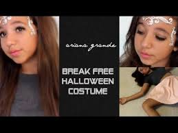 Ariana Grande Costumes Halloween Diy Ariana Grande Break Free Halloween Costume