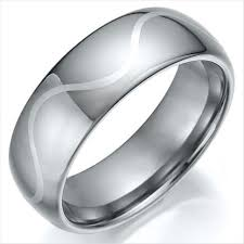 Mens Wedding Rings Tungsten by Wedding Rings Cheap Tungsten Rings Vs Expensive Matte Black