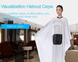hair fashion smocks eco friendly resuable hair salon capes and smocks hair salon capes