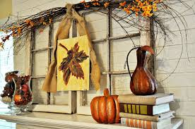 thanksgiving mantel decorating ideas decoration image idea