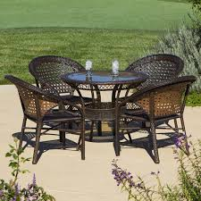 Wicker Bistro Table And Chairs Wicker Bistro Table And Chairs Bonners Furniture
