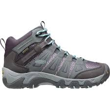 womens boots keen keen s oakridge mid waterproof hiking boots s