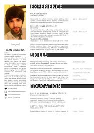 Sample Journalism Resume by Wondrous Design Resume Editor 3 Cv Sample Overseeing The Layout