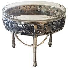 unique fruit bowl art nouveau wmf table centerpiece fruit bowl with original glass liner
